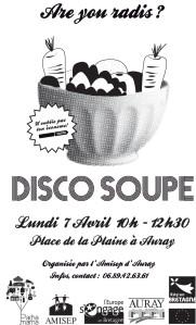 Disco Soupe AMisep 1